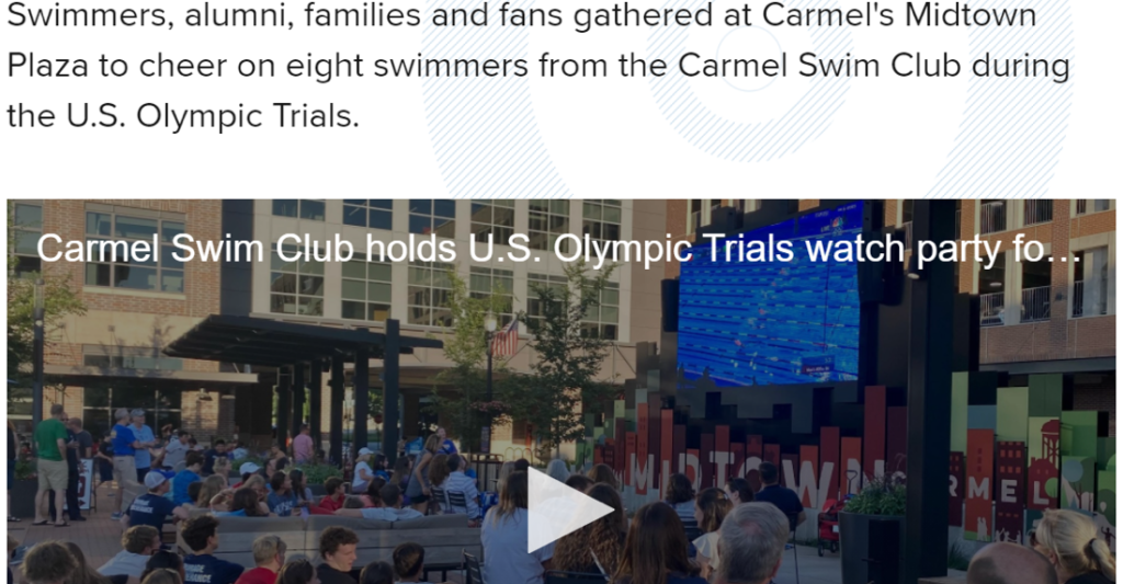 olympic marketing ideas - olympic watch party