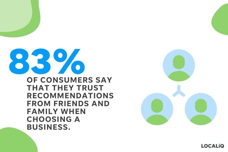 referral program - customer loyalty callout
