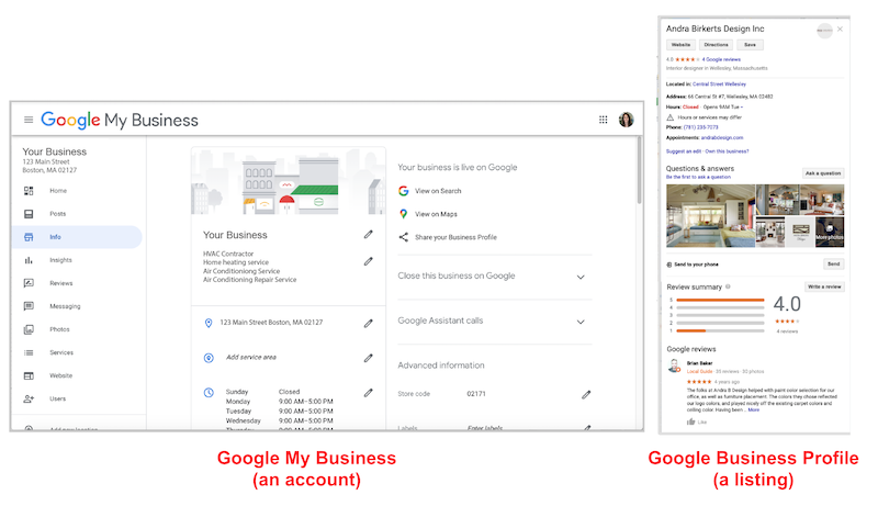 search visibility - using google my business to boost search visibility on the serp