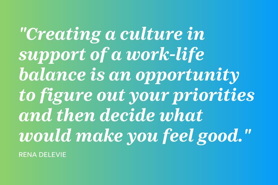 work life balance - definition of work life balance