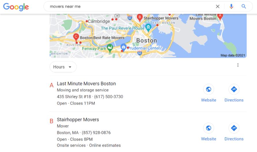 google my business posts - google my business post free listings