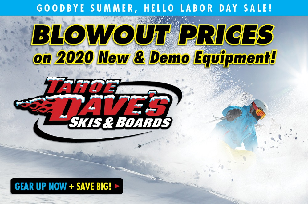 labor day promotions - labor day sale example