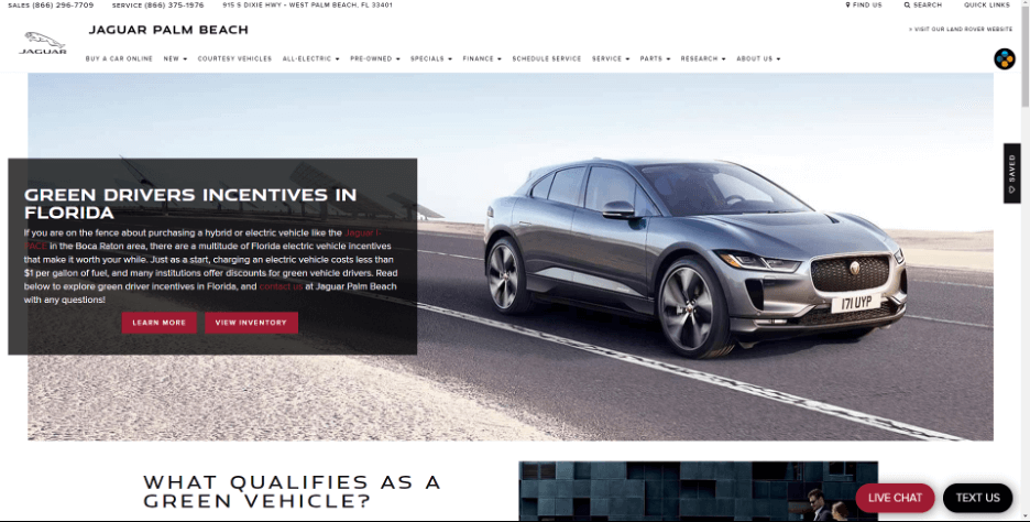 electric vehicle marketing - green vehicle incentives