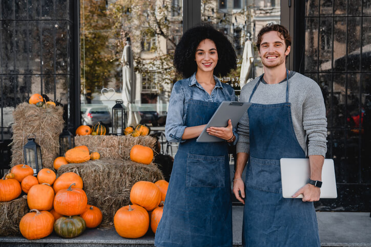 email subject lines - small business in october