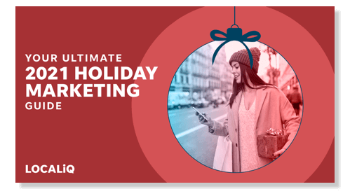 Your Ultimate 2021 Holiday Marketing Guide [New Data!]